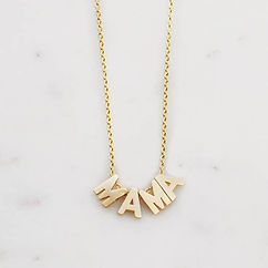 I'm MAMA Necklace - Gold2.jpeg