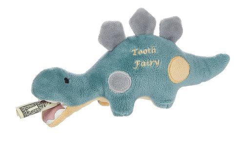 Tooth Fairy Pillow - Dino The Dinosaur