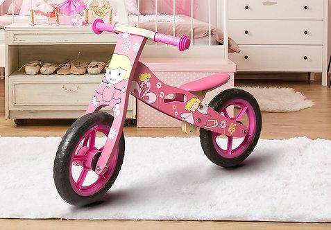 Wooden Balance Bike - Ballerina