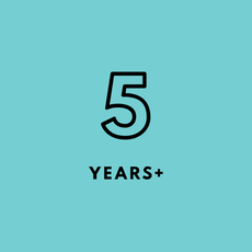 shop 5 years+