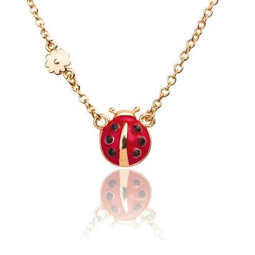 Necklace  (Little Ladybug)