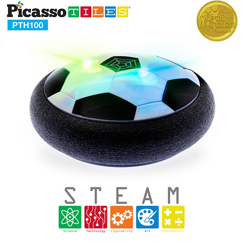 PicassoTiles: Indoor Hoverball