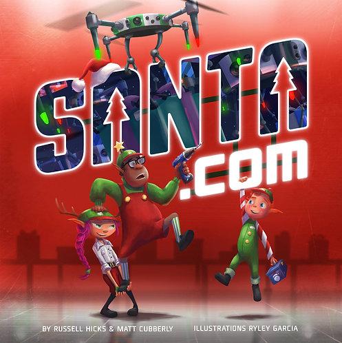 Santa.com by Russell Hicks and Matt Cubberly