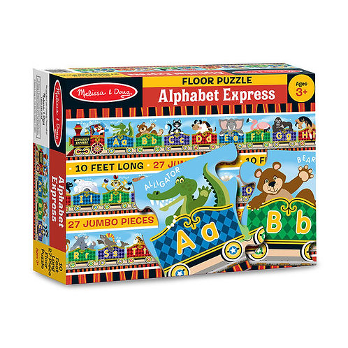 Melissa & Doug: 27pc Floor Puzzle (Alphabet)