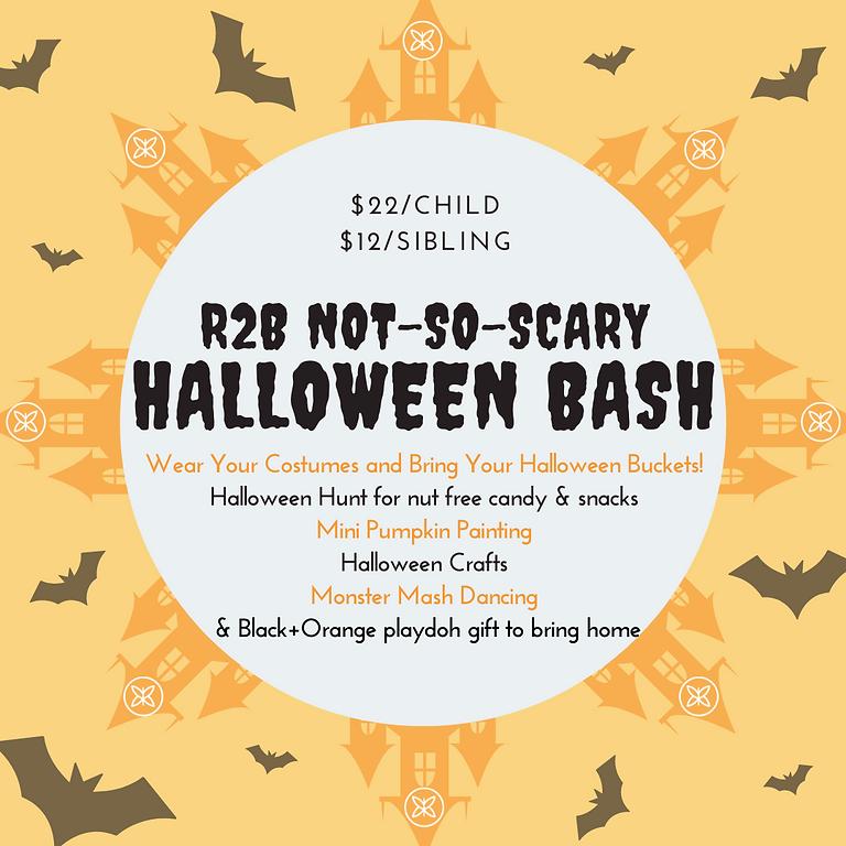 Friday 10/29 9am-Noon Halloween Bash
