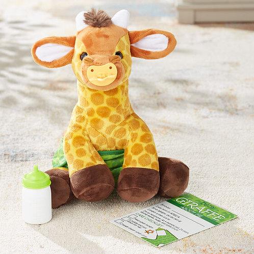 Melissa & Doug: Baby Giraffe Stuffed Animal