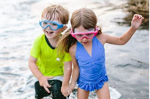 Submariner Swim Goggles