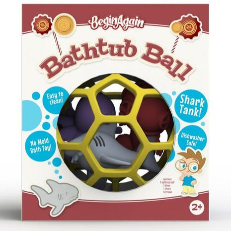 Bath Toys & Health