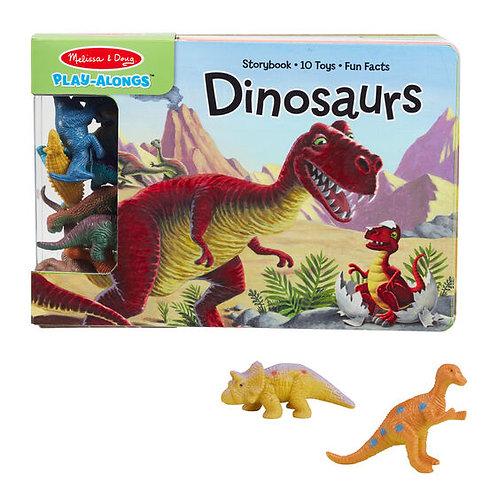 Melissa & Doug: Play Along (Dinosaurs)