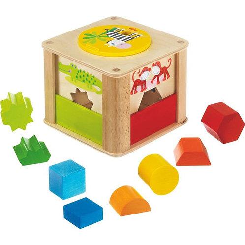 HABA Toys: Zookeeper Sorting Box
