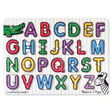 Alphabet, Numbers, & Shapes