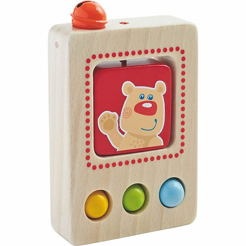 HABA Toys: Baby's First Phone