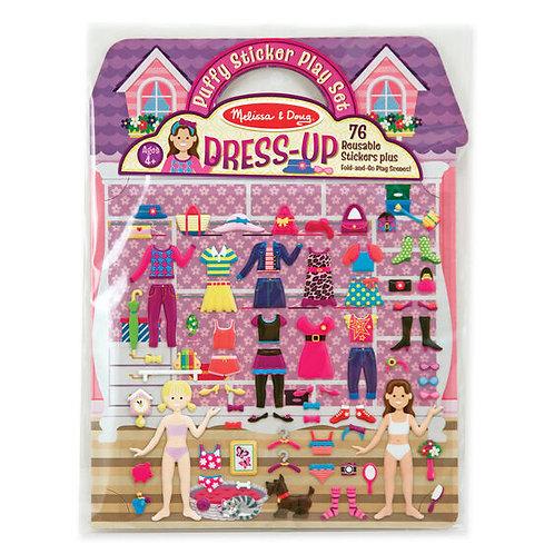 Melissa & Doug: Puffy Stickers Play Set (Dress-Up)