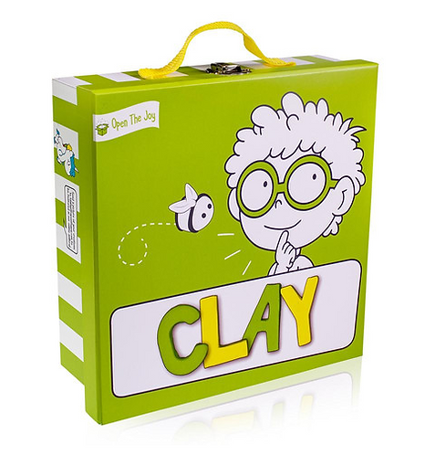 Clay Activity Kit: Air Dry