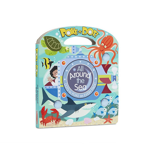 Melissa & Doug: Poke-A-Dot (All Around The Sea)