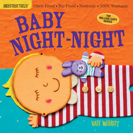 Indestructibles (Baby Night-Night)
