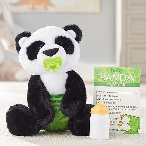 Melissa & Doug: Baby Panda Stuffed Animal