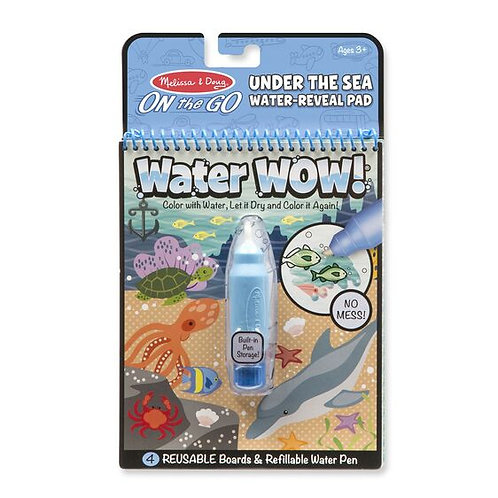 Melissa & Doug: Water Wow! Under The Sea