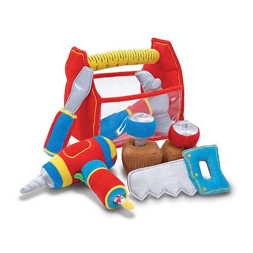 Melissa & Doug: Fill and Spill Toddler Toy (Toolbox)