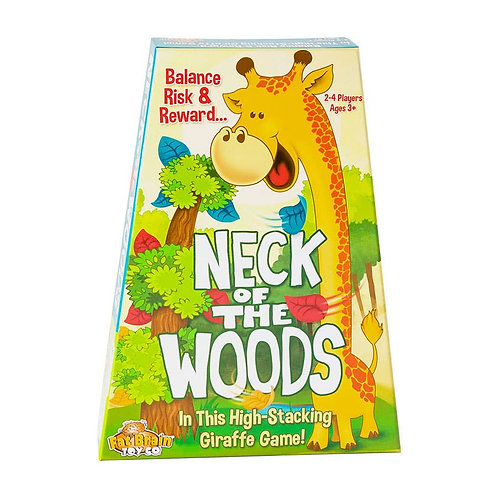 Fat Brain Toys: Neck of the Woods game