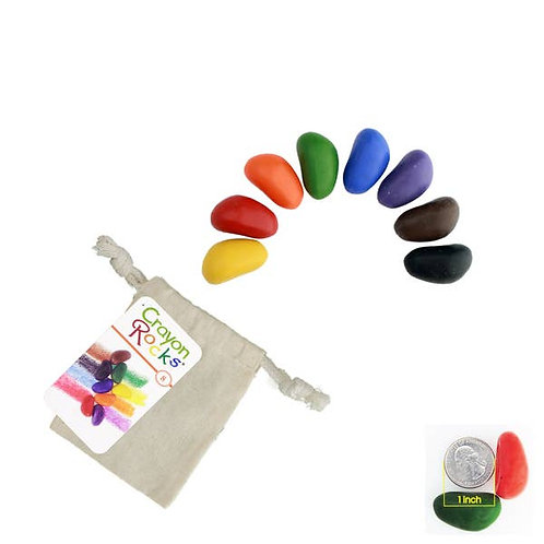 Rock Crayons - 8 ct