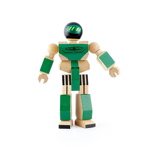 Playhard Heroes Robot (Larch green)