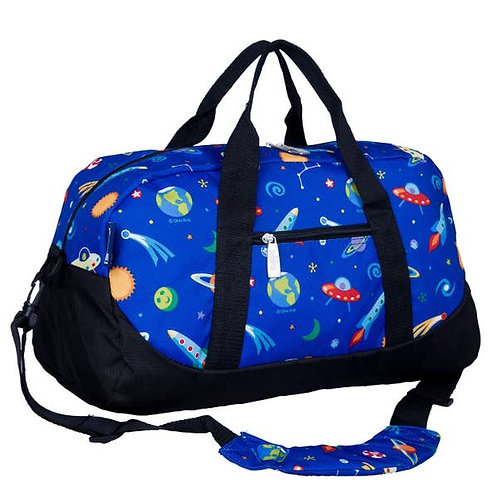 Overnight Travel Duffel Bag - Out of this World (Space)