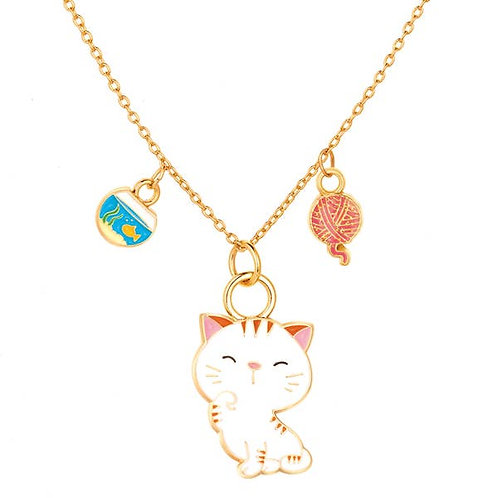 Necklace (Sweet Kitty)