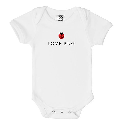 Love Bug - Onesie -or- Toddler Shirt