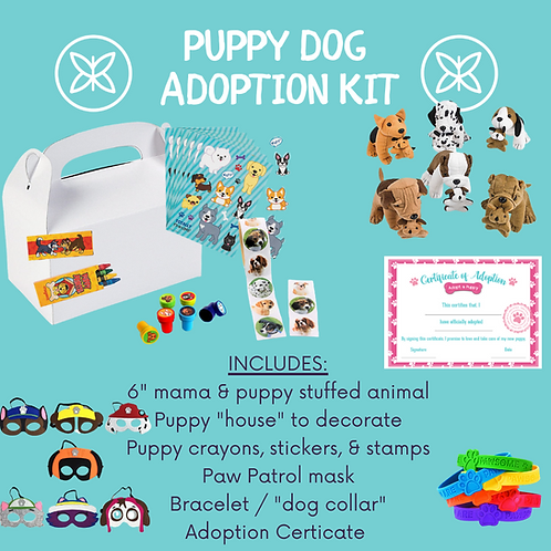 Puppy Dog Adoption Kit