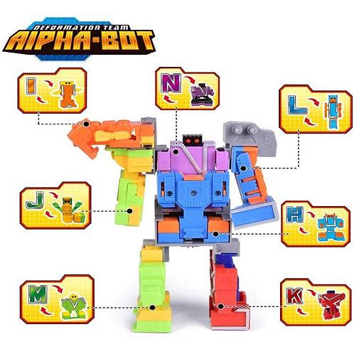 AlphaBot Transforming Robot (26pcs)
