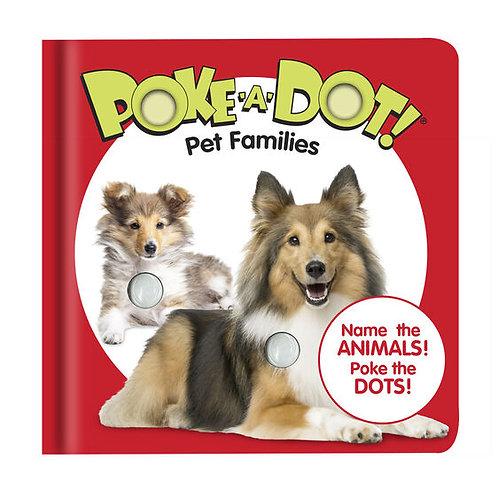 Melissa & Doug: Poke-a-Dot (Pet Families)