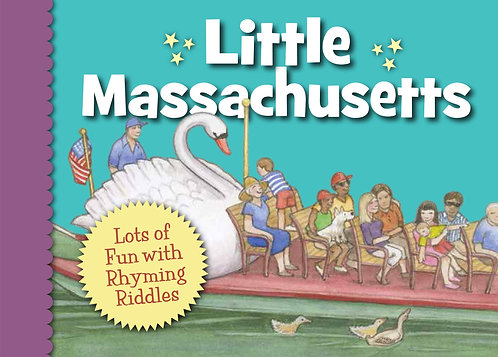 Little Massachusetts by Kate Hale
