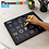 Thumbnail: PicassoTiles: 2 sided Magnetic Drawing Board (Alphabet & Numbers)