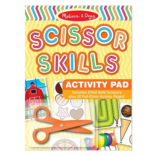 Melissa & Doug: Scissor Skills Activity Pad