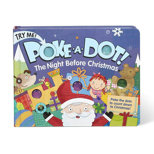 Melissa & Doug: Poke-a-Dot (The Night Before Christmas)