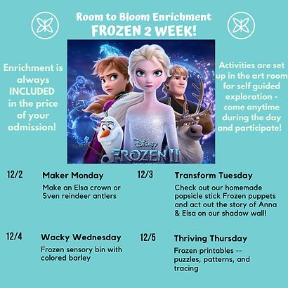 Frozen 2 Week