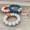 Thumbnail: Silicone Bracelet Teething Ring