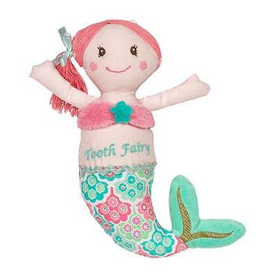 Tooth Fairy Pillow - Coral the Mermaid