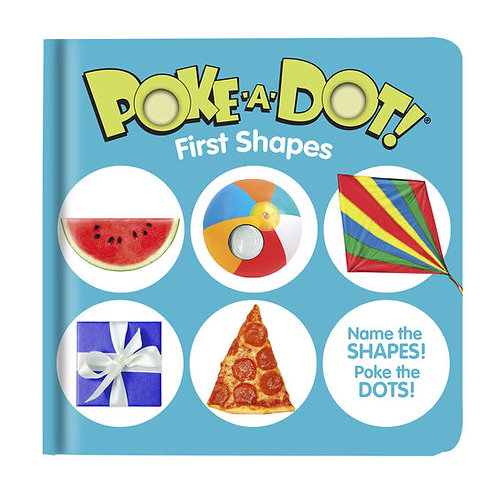 Melissa & Doug: Poke-A-Dot (First Shapes)