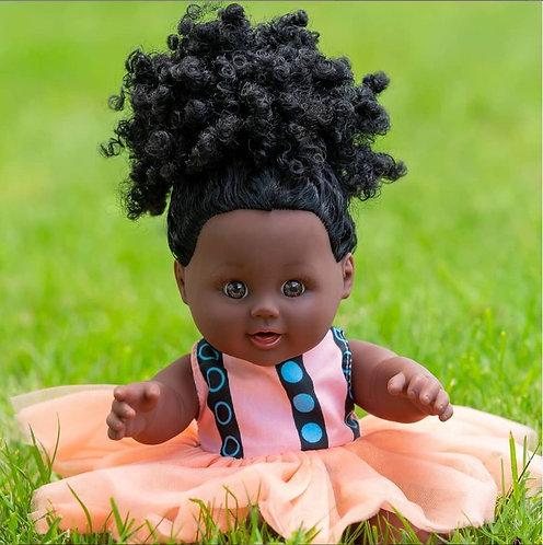 "Kind Kinara 12"" doll"