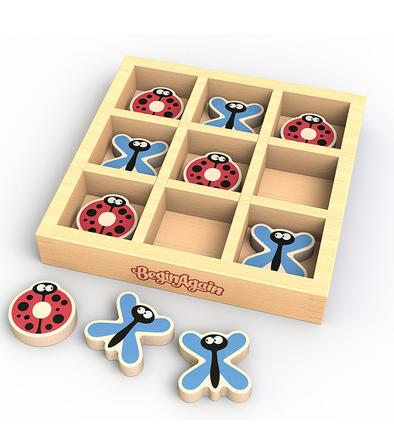 Begin Again Toys: Tic Bug Toe