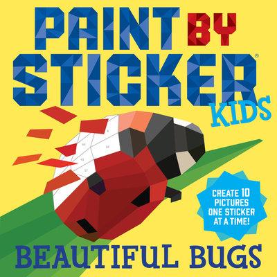 Paint by Sticker Kids (Beautiful Bugs)