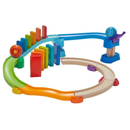 HABA Toys: Kullerbu Kringel Domino