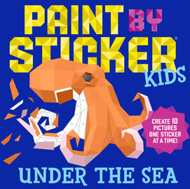 Paint by Sticker Kids (Under The Sea)