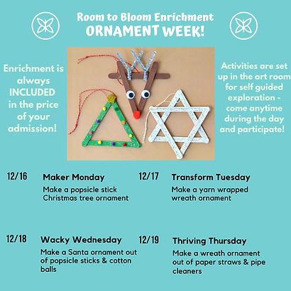 Ornament Week