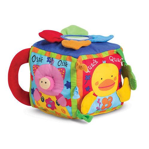 Melissa & Doug: Musical Farmyard Cube