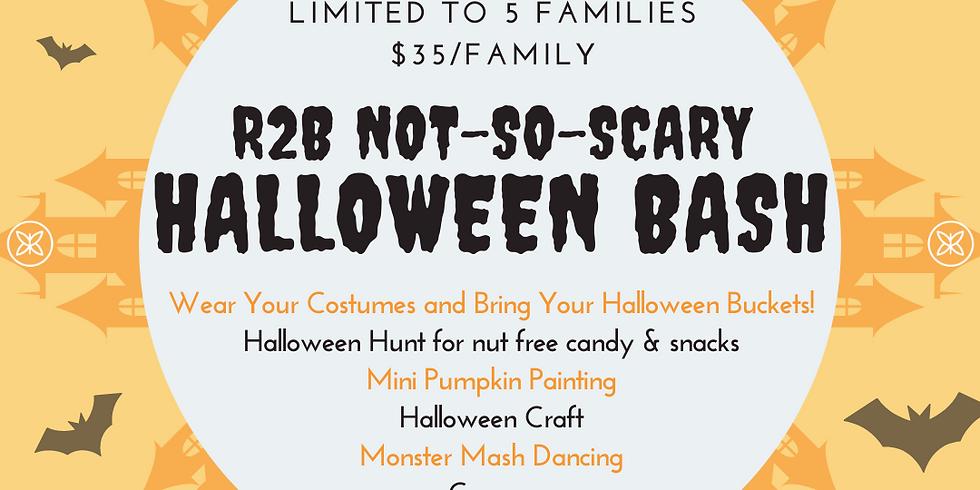 Kids Halloween Bash - Friday 11am - 12:30pm