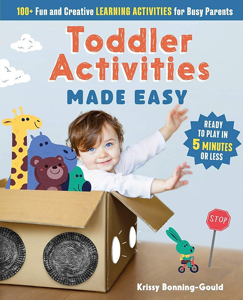 Toddler Activities Made Easy