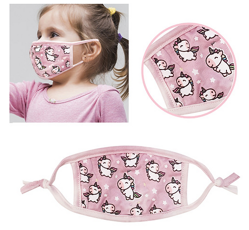 Toddler Mask - Unicorn